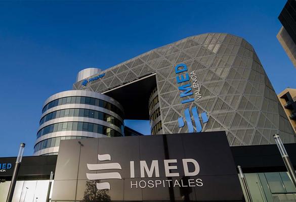 Instalaciones de IMED Valencia