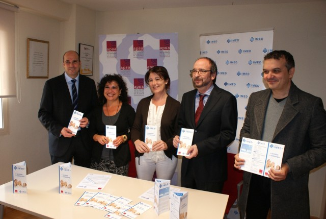 Tarjeta Solidaria Imed Plus en colaboración con APSA