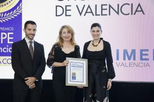 IMED Valencia en los premios cadena COPE
