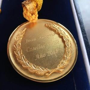 Dr. Casellas Medalla