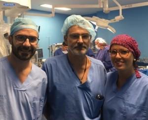 Equipo de Cirugía general Aparato digestivo de IMED Valencia