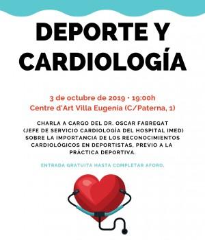Charla cardiología