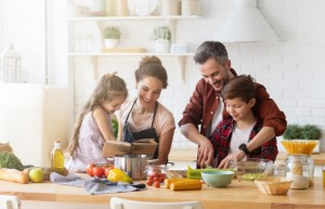 Alimentación-familias