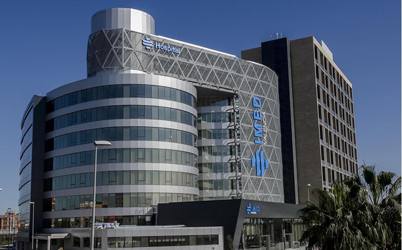 Nuevo hospital privado en Valencia